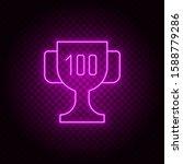 gaming  media  rating  hundred... | Shutterstock .eps vector #1588779286
