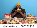 Unhealthy Nutrition And Sugar...