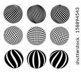 vector illustration of an... | Shutterstock .eps vector #158894543