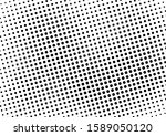 dots background. black and... | Shutterstock .eps vector #1589050120