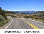 Highway Of Legends Winding...