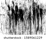 dirty lines texture. black... | Shutterstock .eps vector #1589061229