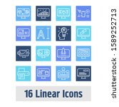 webdesign icon set and mobile...