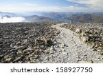 View From Ben Nevis  Scotland