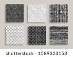 painted patterns. seamless... | Shutterstock .eps vector #1589323153