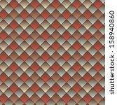 geometric seamless pattern.... | Shutterstock .eps vector #158940860