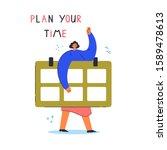 Time Management Concept...