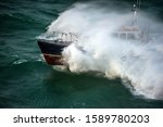 Incredible View Of A Pilot Boat ...