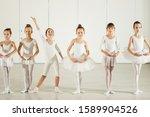 Sweet Caucasian Little Girls...