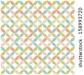 retro abstract background | Shutterstock .eps vector #158993720
