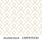 the geometric pattern with...   Shutterstock . vector #1589955430