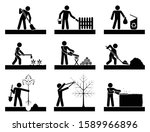 pictograms representing people... | Shutterstock .eps vector #1589966896