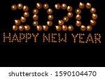 Happy New Year 2020 Written...