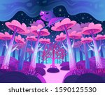 a gaming background  nature...   Shutterstock .eps vector #1590125530