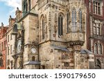 Astronomical Clock And Tower In ...
