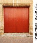 Red Gateway At Arta  Mallorca ...
