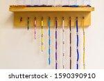 in montessori alternative... | Shutterstock . vector #1590390910