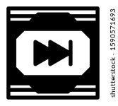 next icon isolated sign symbol...
