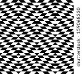 abstract geometric pattern.... | Shutterstock .eps vector #159068330