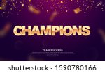 3d golden glitter word...   Shutterstock .eps vector #1590780166