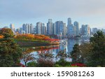 Vancouver In British Columbia ...