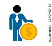 banking loan  money loans  ... | Shutterstock .eps vector #1590940450