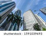 Modern Office Building In Kuala ...