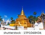 Wat Phra Thad Si Chom Thong Is...