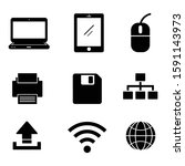 icons for laptops  smartphones  ...