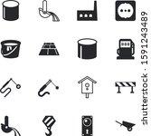 construction vector icon set... | Shutterstock .eps vector #1591243489