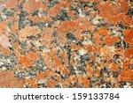 pink marble, stone background - stock photo