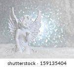Little White Guardian Angel In...