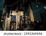 palestinian territory bethlehem ... | Shutterstock . vector #1591369696