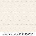 abstract geometric pattern... | Shutterstock .eps vector #1591598350
