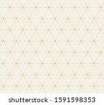 abstract geometric pattern... | Shutterstock .eps vector #1591598353