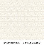 abstract geometric pattern... | Shutterstock .eps vector #1591598359
