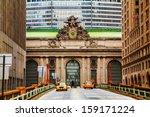 grand central terminal viaduc... | Shutterstock . vector #159171224