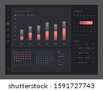 web app dashboard ui and ux kit....