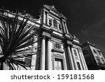 italy  sicily  ragusa  baroque... | Shutterstock . vector #159181568