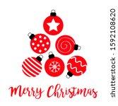 merry christmas ball set....
