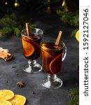 Non Alcoholic Mulled Wine With...