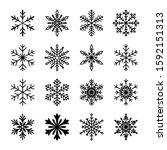 Christmas And Winter Snow...