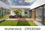 beautiful new peaceful  modern... | Shutterstock . vector #159230360