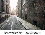 street in the city | Shutterstock . vector #159235598
