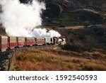The Welsh Highland Railway...