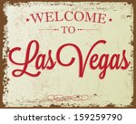 touristic retro vintage...   Shutterstock .eps vector #159259790