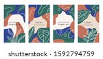creative hard paint cover...   Shutterstock .eps vector #1592794759