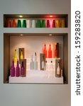 milan  italy   october 18 ... | Shutterstock . vector #159283820