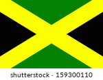 original and simple jamaica... | Shutterstock .eps vector #159300110