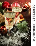 composition with christmas... | Shutterstock . vector #159330680